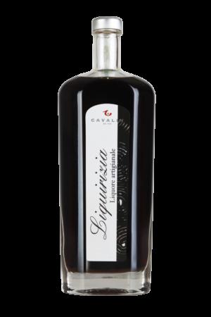 Liqueur of licorice