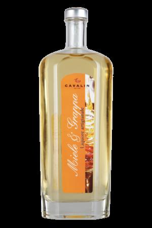 Honey liqueur & grappa